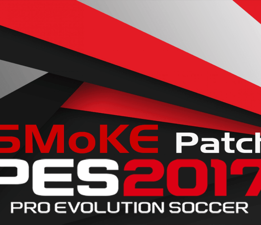 [Fshare] PES 2017 SMoKE Patch 9.7 – Patch PES 2017 mới nhất 2018