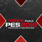 [Fshare] PES 2018 Smoke patch X14 AIO – Patch PES 2018 mới nhất
