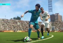 [Fshare] PTE Patch 2018 2.0 - Patch PES 2018 mới nhất cho PC