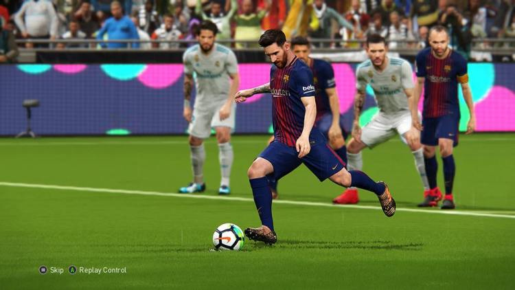 [Fshare] PES Professionals Patch 2018 V2 – Patch PES 2018 mới nhất