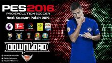 PES 2016 Next Season Patch 2019