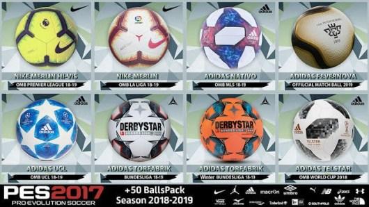 PES 2017 Ballpack