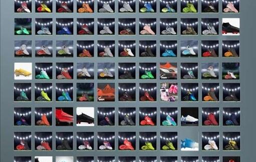 PES 2018 Bootpack