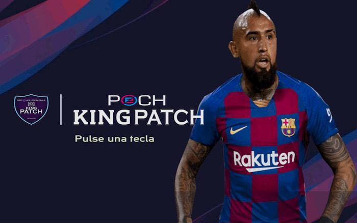 PES 6 PECH King Patch V1.0 - Cập nhật mùa giải 2019/2020 cho PES 6