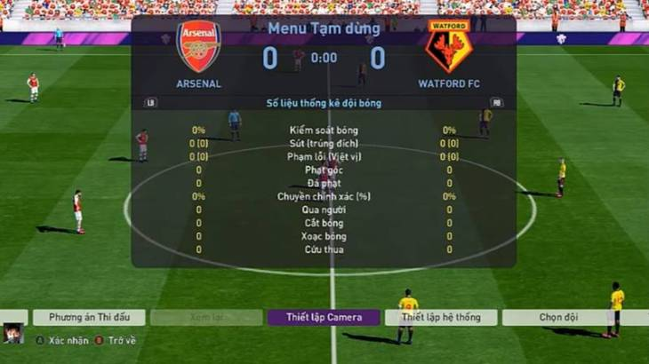 Download PES 2020 NEW Graphic Mod V3 for PES 2017 by Nguyễn Quang Tùng