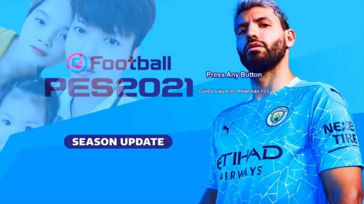 PES 2013 KIENLADE PATCH Update 2020/2021 (Việt hóa + BLTV)