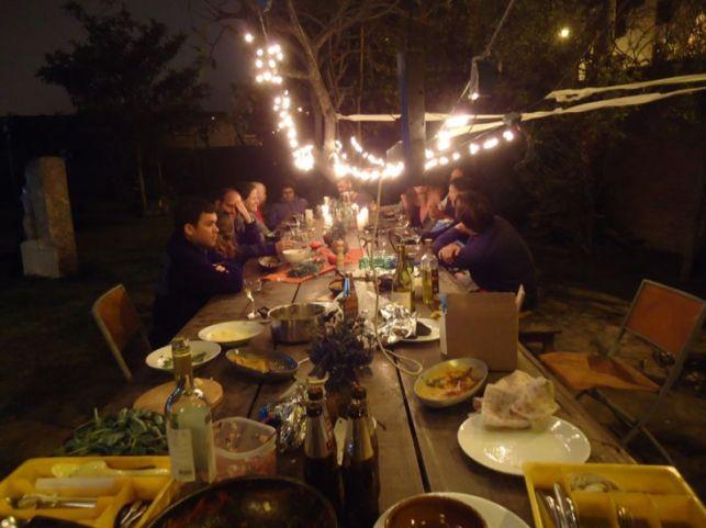 Cena en perspectiva