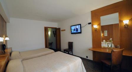 hotel Jaume i habitacion