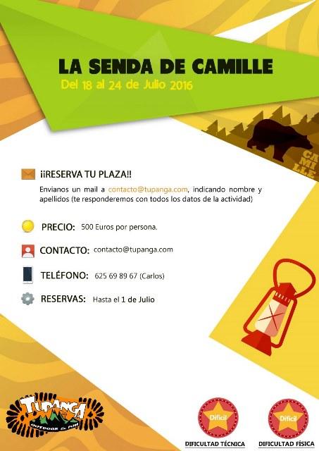 DATOS 2 Trekking_la senda de Camille en Pirineos_Tupanga Ocio y Tiempo Libre