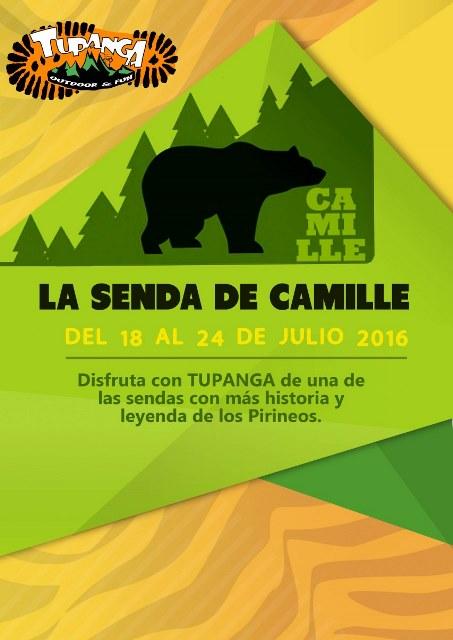PORTADA Trekking_La Senda de Camille en Pirineos_Tupanga Ocio y Tiempo Libre