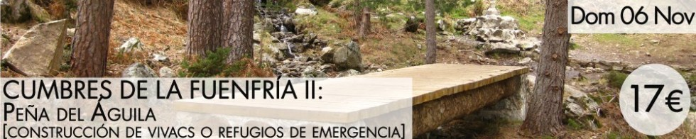 04_Trekking_Tupanga Outdoor and fun - Cumbres Fuenfria II WEB