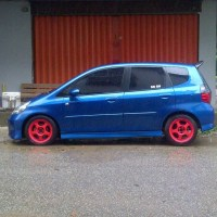 Honda Jazz Fit GD3 M/T Modification