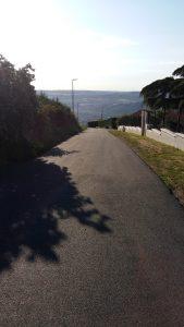 photo de travaux sur les routes de tupin et semons pour illustrer l'article sur les travaux des quartiers de Pimotin et Gravisse sur le site www.tupinetsemons.fr