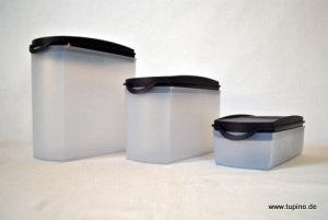 Tupperware Eidgenossen Plus 3er Set - K43