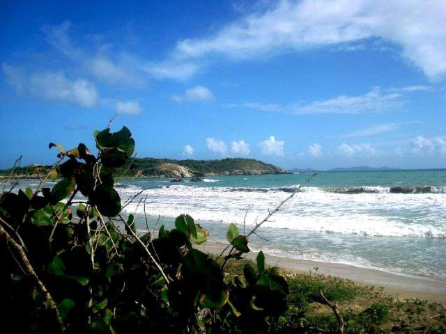 Playa El Agua, Isla de Margarita, Foto Maria Elena Bellorín