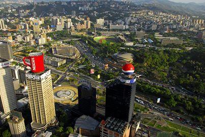 Caracas hace unos años.
