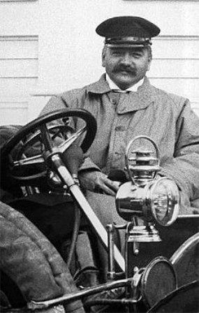 Sam Eyde 1918
