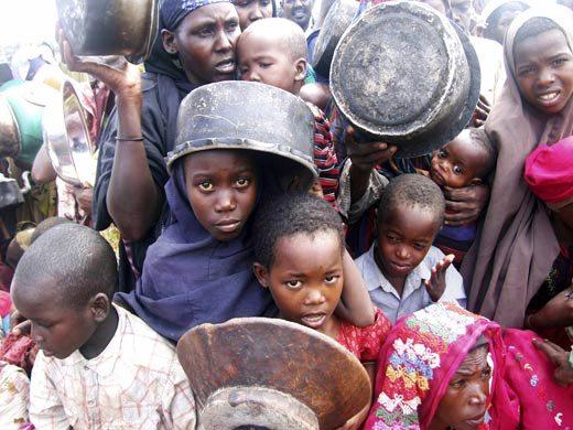 Para nadie es desconocido la hambruna que padece Africa y muchos otros países en el planeta