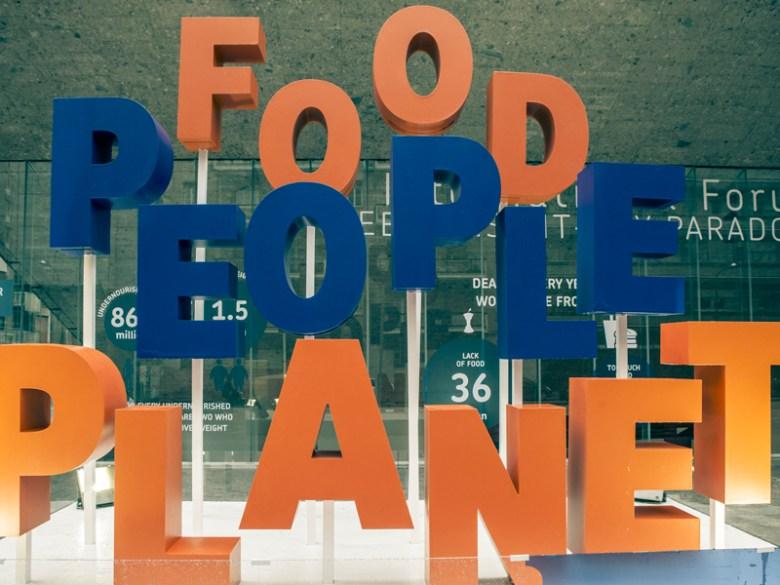 Comida para la gente y el Planeta