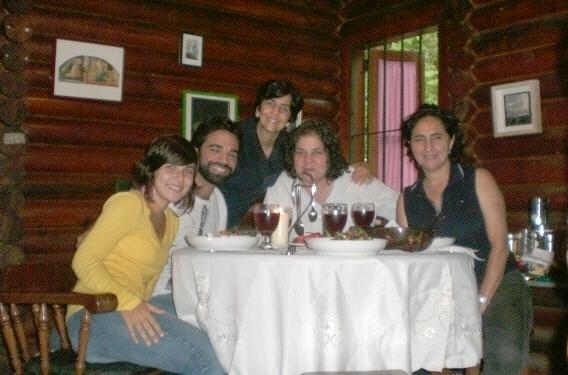 Encuentro del equipo de Planeta Vital en nuestros inicios en 2010. Cristina Yepez, Juan Perfetti, Marisela Valero, Katty Yovanovich y Nidia Hernández