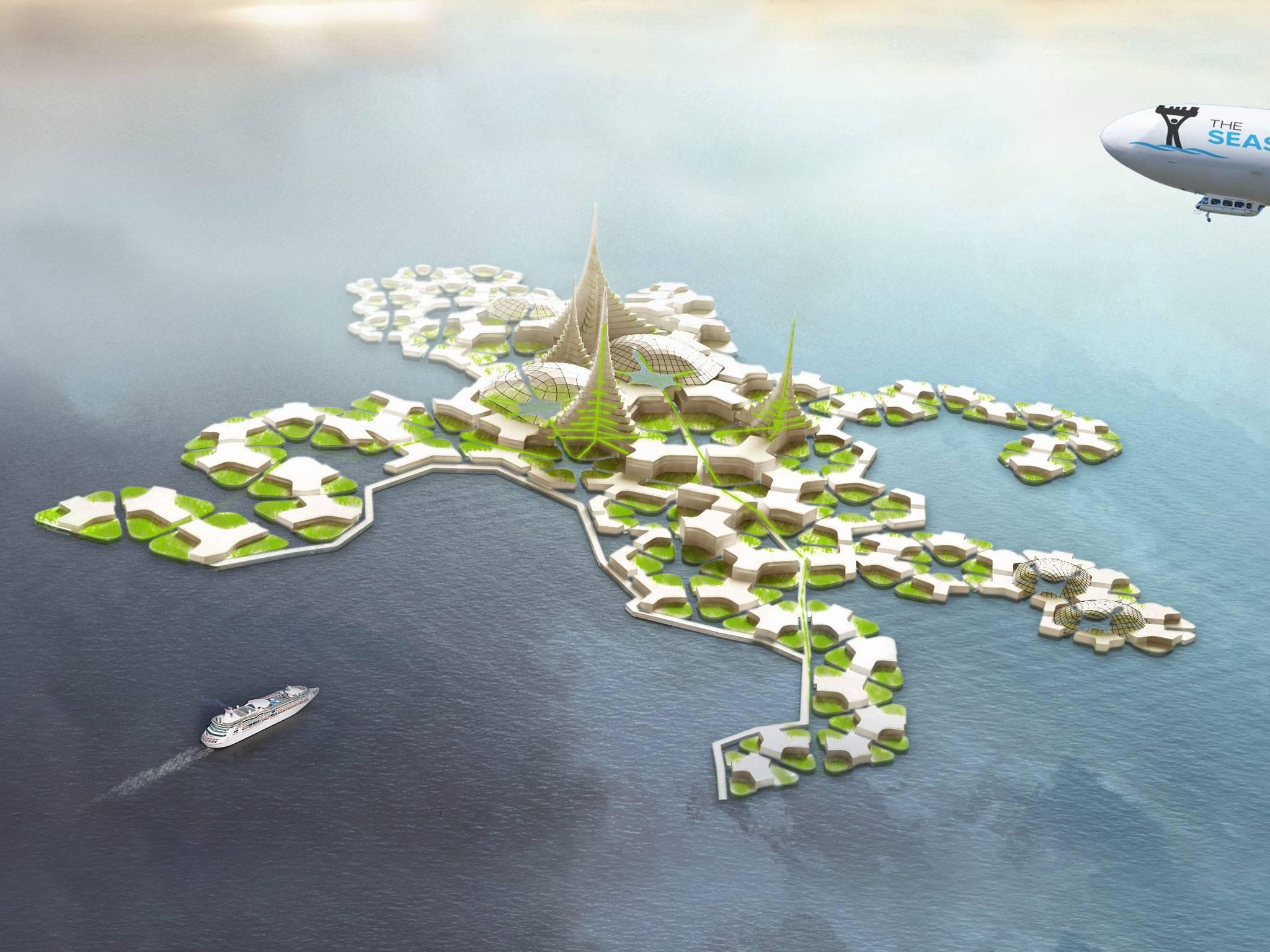 Ciudad flotante2