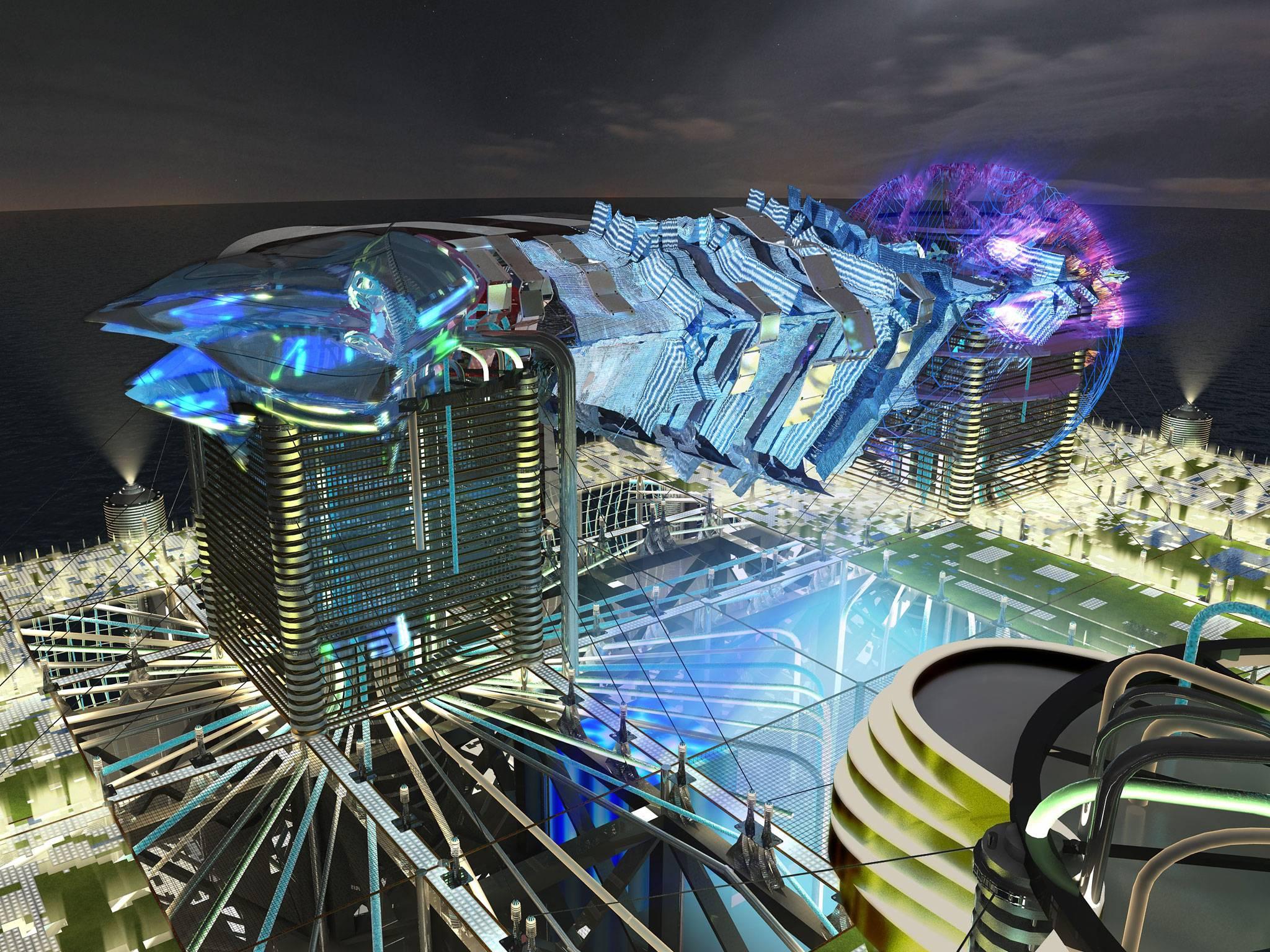 Ciudad flotante4