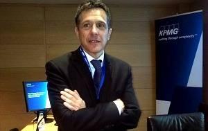 José Luis Blasco, de KPMG, foto cortesía www.diarioresponsable.com