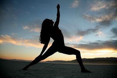 La buena respiración es esencial en la práctica del yoga