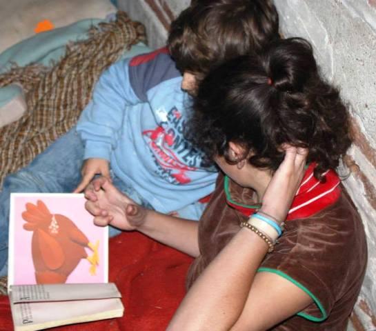 Biblioteca paquete, foto cortesía Idealista.org