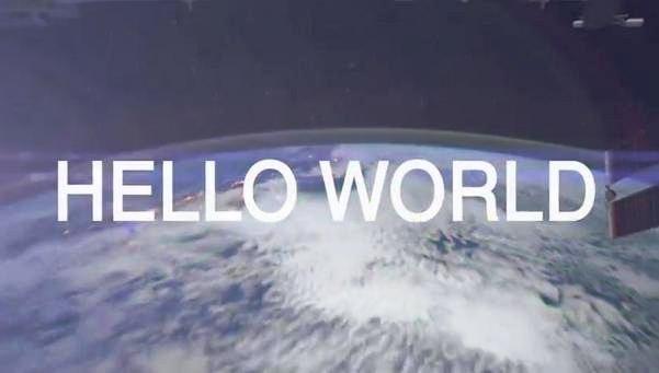 Mensaje que envió la NASA con un rayo laser desde el espacio