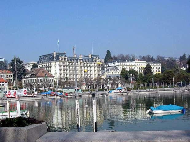"""Lausanne, Suiza, una de las """"ciudades inteligentes"""", además de hermosa"""