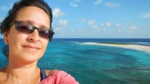 Belén Orsini, directora, guionista, foto Verde Salvaje