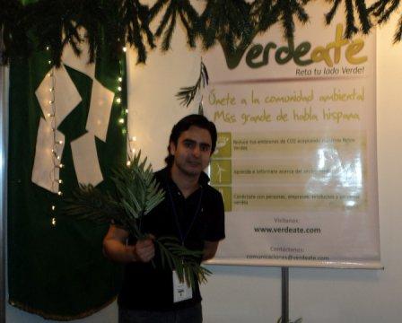 Con mucha participación en eventos nacionales e internacionales. Foto cortesía de Verdeate