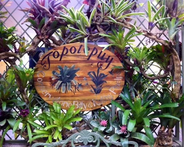 Jardines Ecológicos Topotepuy