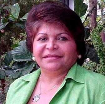 Nuestra amiga ecoeficiente Liduvina Valderrama, Presidenta de la Sociedad de Ciencias Naturales La Salle