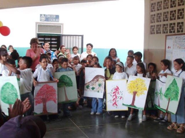 Los niños son portagonistas en los proyectos de PROVITA