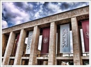 Universidad La Sapienza en Roma