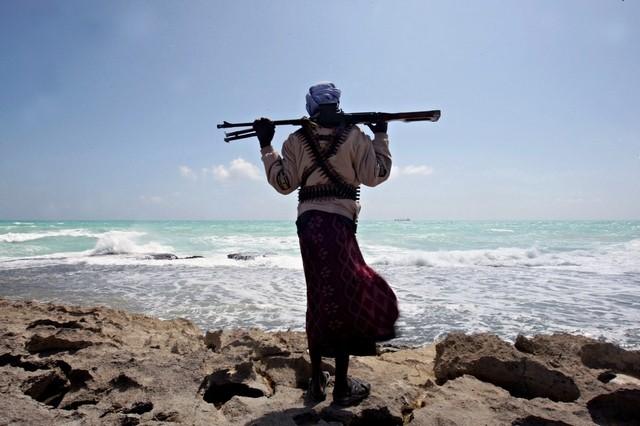 Pirata oceánico de Somalia.Foto theglobalpanorama.com