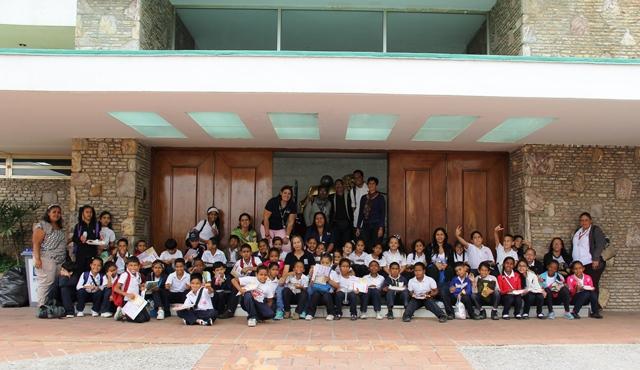 Un oásis el Centro Simón Díaz.Foto Anniuska Leira