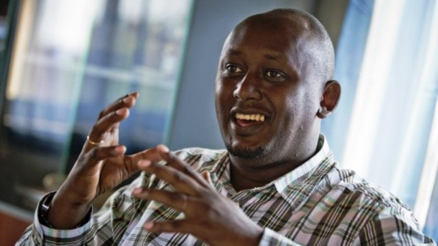 Jean Claude Nkulikiyimfura,  Director de la Agahozo-Shalom Youth Village
