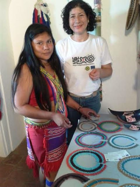 Luz Maria Garcia, foto Fundación Tierra Viva
