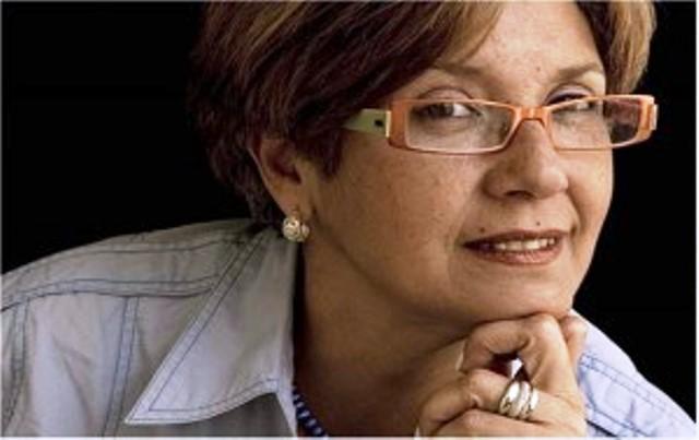 La periodista Elsy Manzanares