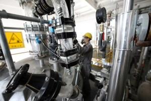 Tecnología para el procesamiento de desechos industriales tóxicos.