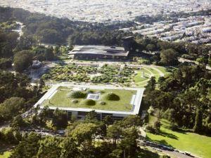 Academia de las Ciencias de California, el museo más sostenible del mundo-Foto Renzo Piano