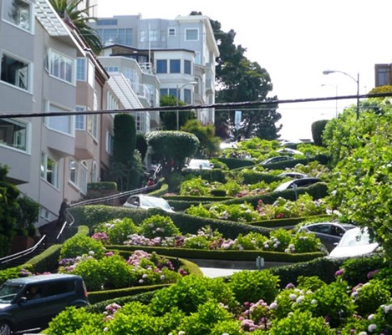 San Francisco,Calle Lombardi