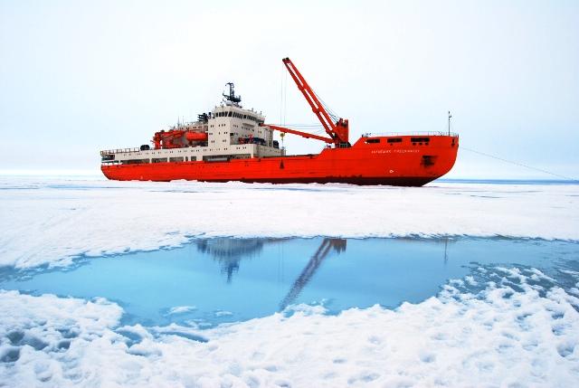 Expedición Circumpolar Antártica (ACE) patrocinada por el Instituto Polar Suizo (IPS),