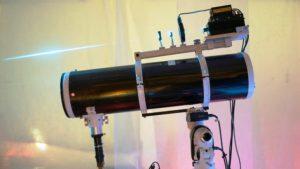 Detector ultravioleta de minas