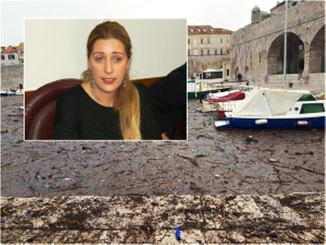 Orlanda Tokic, teniente de alcalde de Dubrovnik