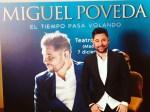 """Miguel Poveda presenta su nuevo trabajo, """"El tiempo pasa volando"""""""