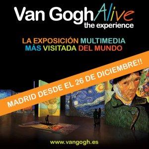 Vang Gogh Experience Madrid